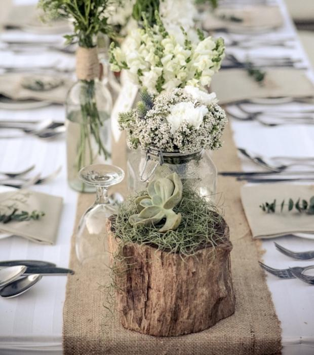 Mariage Deco Champetre Chic