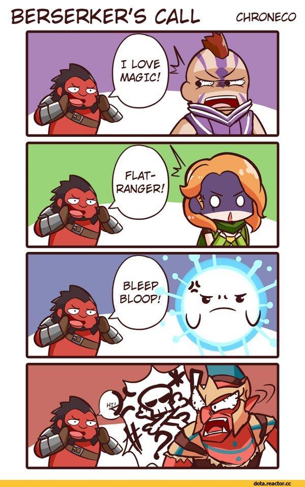 Troll Warlord Dota
