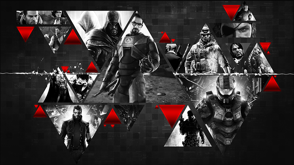 All The Games Wallpaper By Crussong On DeviantArt