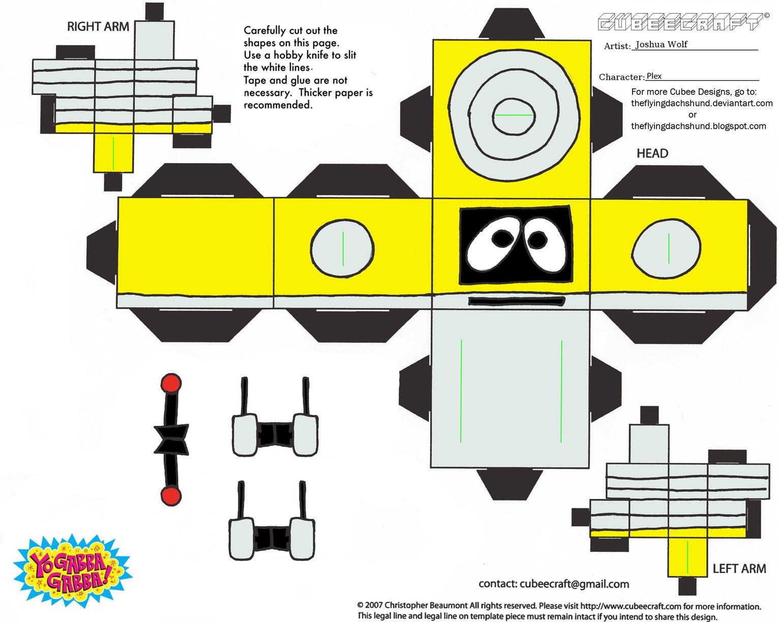 Ygg 1 Plex Cubee By Theflyingdachshund On Deviantart