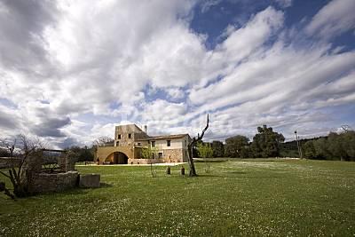Casa hotel eco para 11 personas en Vilanant Girona Girona/Gerona