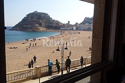 apartamento en primera linea de mar Girona/Gerona
