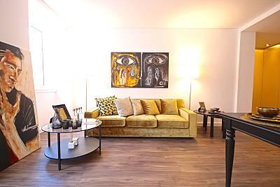 Apartamento para 4 personas en Santo Condestável Lisboa