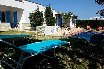 Villa Calma.  Cerca de Cala Saona y Migjorn. 10 personas Formentera