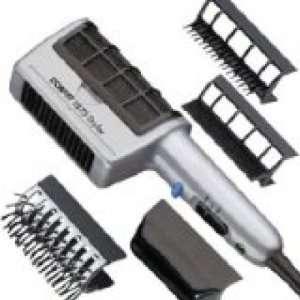 Gillette Supermax Styler 1200 Hair Dryer Styler Dual