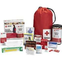 Image result for emergency preparedness first aid kit RED CROSS