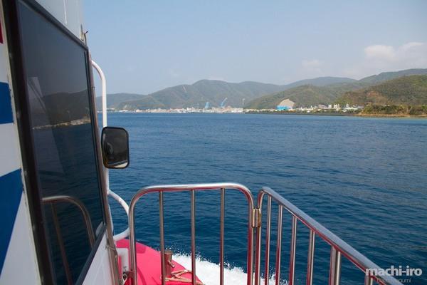 水中観光船「せと」