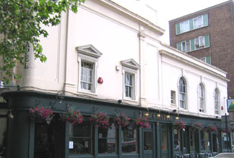 the chapel pub london