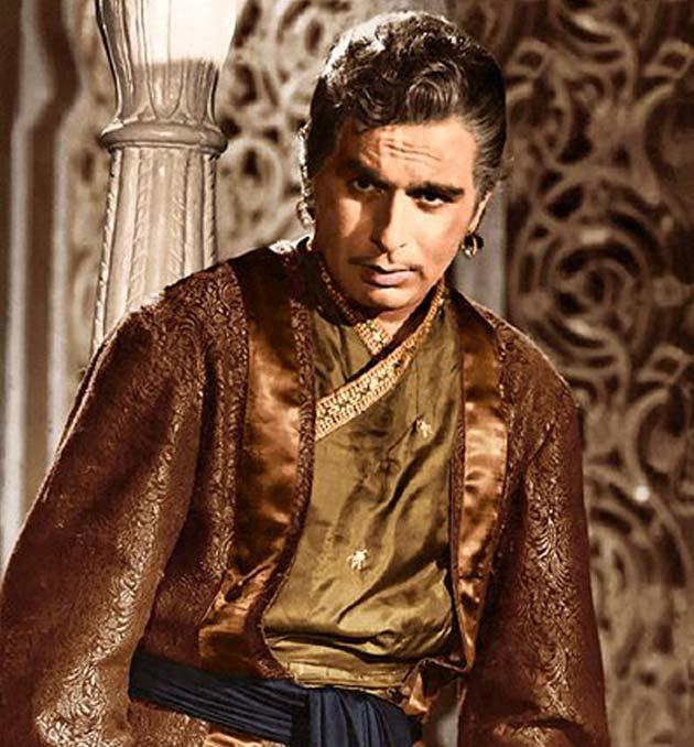Image result for dilip kumar mughal-e-azam