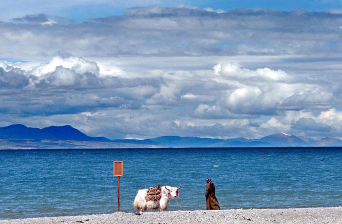 Tibet-Cona-Lake
