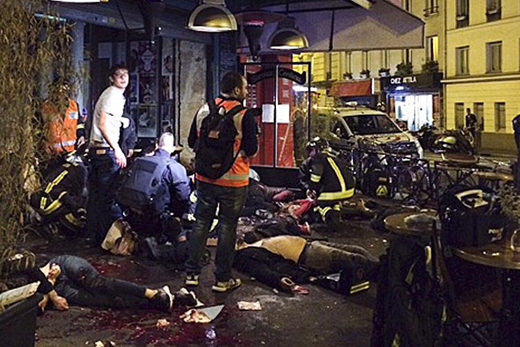 Hasil gambar untuk paris terror attack