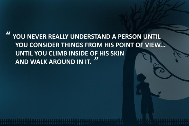 Quote Novel To Kill a Mockingbird