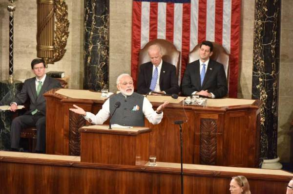 Full Text: Narendra Modi's Speech at Joint Meeting of US ...