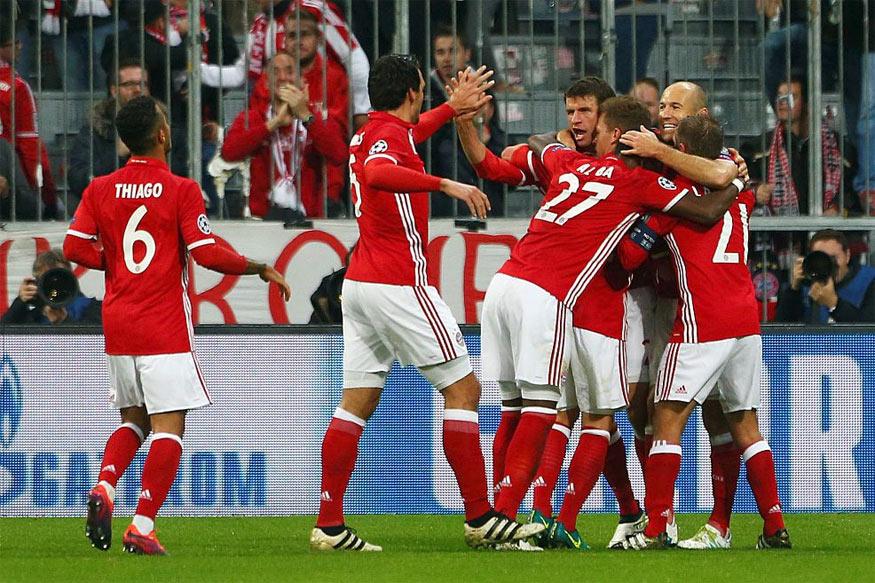 Image result for Bayern Munich PSV Eindhoven