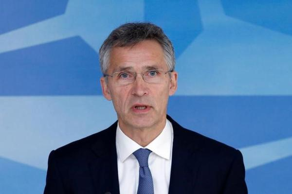NATO Chief Warns Trump, Says 'Going Alone' Not an Option ...