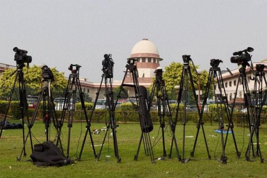 Supreme Court Quashes Contempt Action Against Journalists