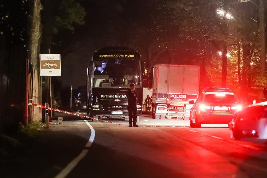 Borussia Dortmund Bus Blast: German Police Probing 'Islamist link'