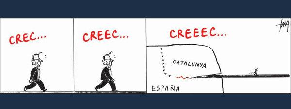 Rajoy encarga a Arenas fórmulas para reconducir el conflicto con Catalunya