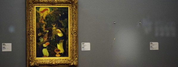 Roban un 'Matisse' en un museo de Rotterdam