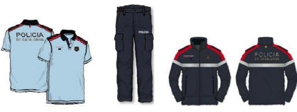 Generalitat y ayuntamientos planean fusionar los uniformes de calle de Mossos y Urbana