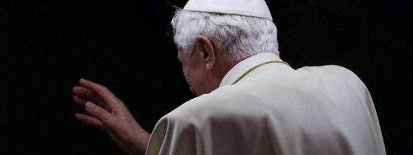 El Papa deja la sede vacante, en directo