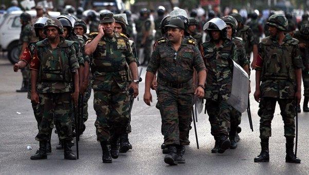 Egipto derroca a Morsi