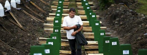 Bosnia conmemora el 18 aniversario de la matanza de Srebrenica