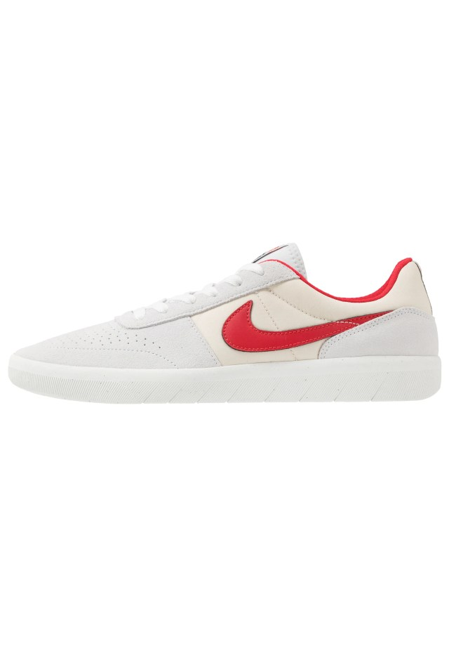 Nike SB - TEAM CLASSIC - Zapatillas - photon dust/university red/light cream/team orange/summit white