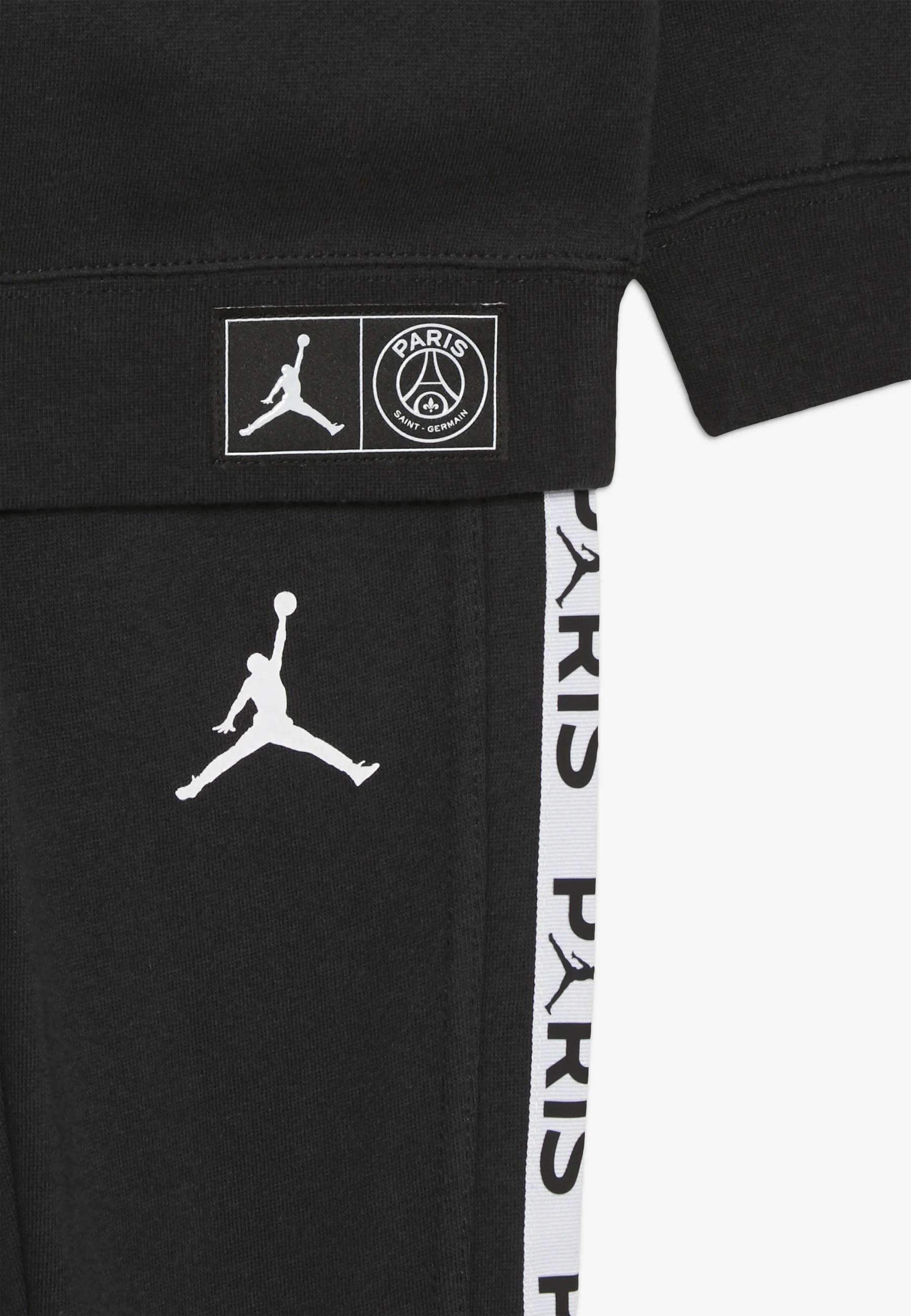 jordan x psg jumpman set trainingsanzug black
