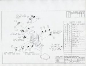1996 Monaco Dynasty Electrical Wiring Diagrams Schematics
