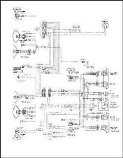 1964 Chevy C10 Tail Light Wiring Diagram