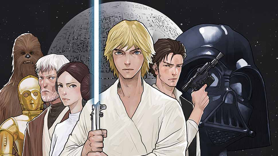 Star Wars, di Hong Jacga