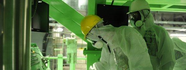 TEPCO detiene el sistema de reciclaje de agua radiactiva de Fukushima por avería