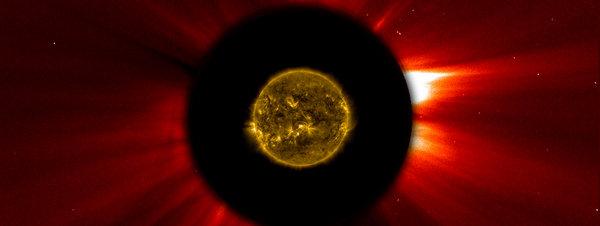 El cometa ISON podría reaparecer convertido en una lluvia de meteoros