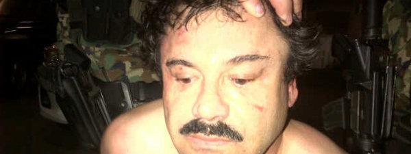 EE.UU. detiene al narcotraficante 'Chapo' Guzmán
