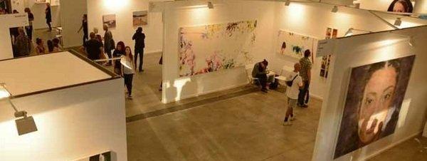 Swab exibition Barcelona-2014 photo