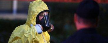 Un segundo trabajador sanitario se contagia de ébola en EE.UU.
