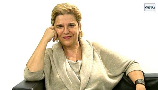 Pilar Rahola: `Em mossego moltíssim la lengua'