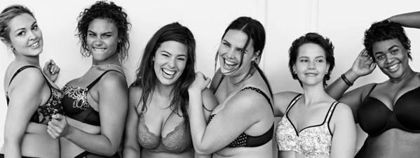 Una firma de lencería lucha contra la belleza 'perfecta' de Victoria's Secret
