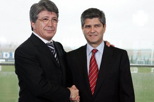 Un expresidente del Real Madrid pagará 16 millones de euros al Atlético 1