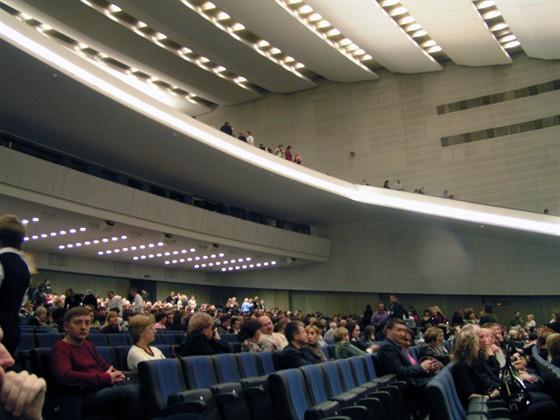Концертный зал Октябрьский - Концертные залы Санкт ...