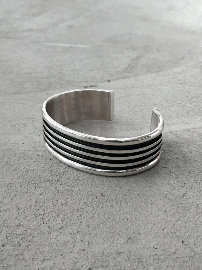 Indian Jewelry|Tom Hawk / BANGLE (WIDE) #A