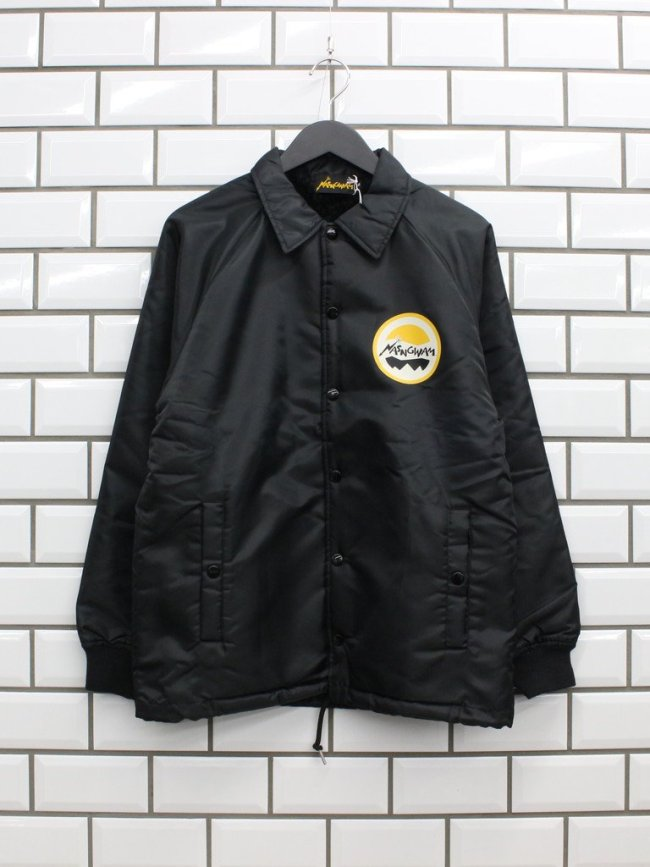 Nasngwam.|YOSEMITE BOA COACH JACKET #BLACK