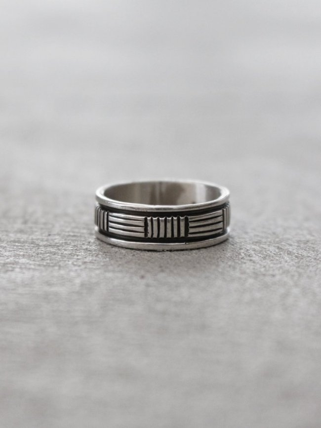 Indian Jewelry|NAVAJO | RING #SILVER