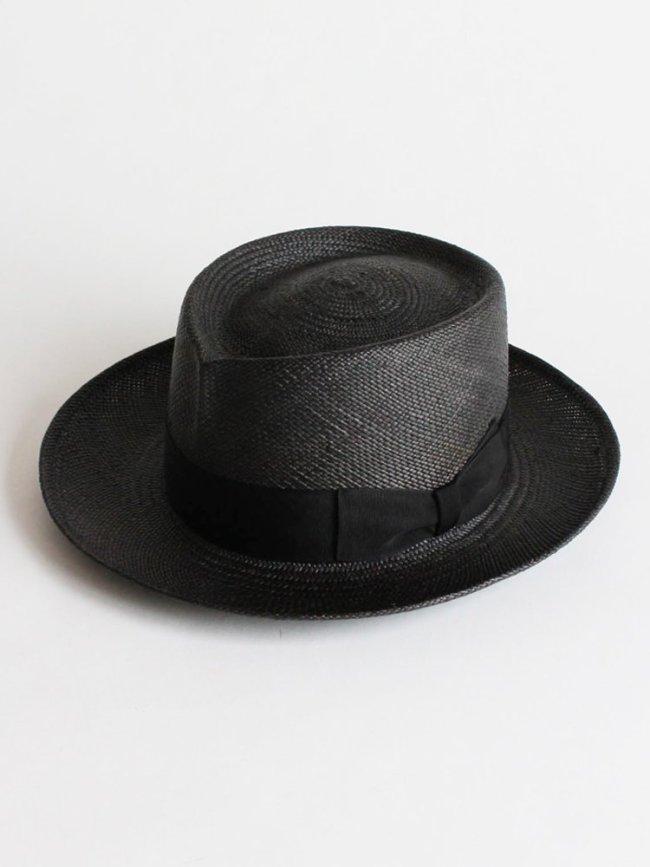 WACKO MARIA|HAT-03-MEXICO-BLACK-BRISA(G3) GROSGRAIN RIBBON #BLACK [HAT-03-MEXICO-BLACK-]