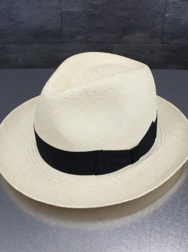 WACKO MARIA|HAT 02 BASQUIAT-NATURE-BRISA (G3) #BLACK-GROSGRAIN [HAT-02-BASQUIAT-NATU]