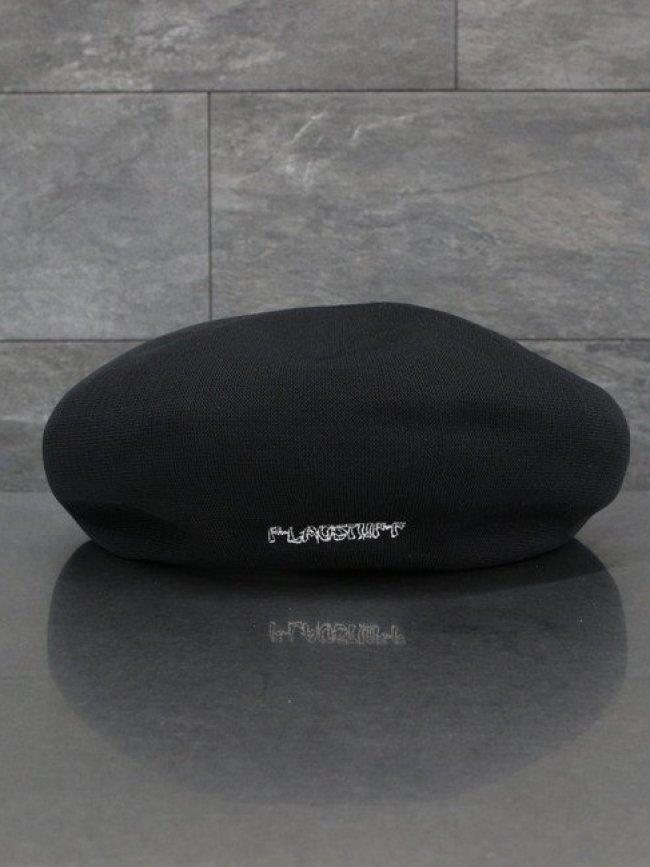 F-LAGSTUF-F|MESH BIG BERET #BLACK [21SS-FS-80]