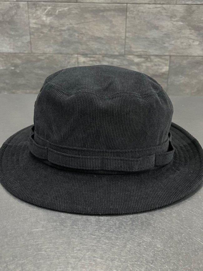 DAIWA PIER39 TECH JUNGLE HAT CORDUROY #BLACK [BC-54021W]