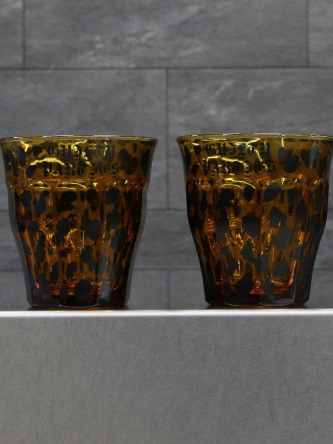 WACKO MARIA|DURALEX | TWO SETS GLASS #YELLOW [21FW-WMA-GG02]