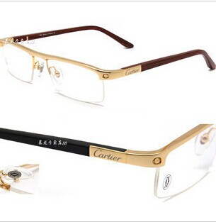 ebe8e98268e Cartier Gl Frame Myopia Counter Genuine